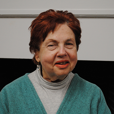 Frances Segan, Ph. D.