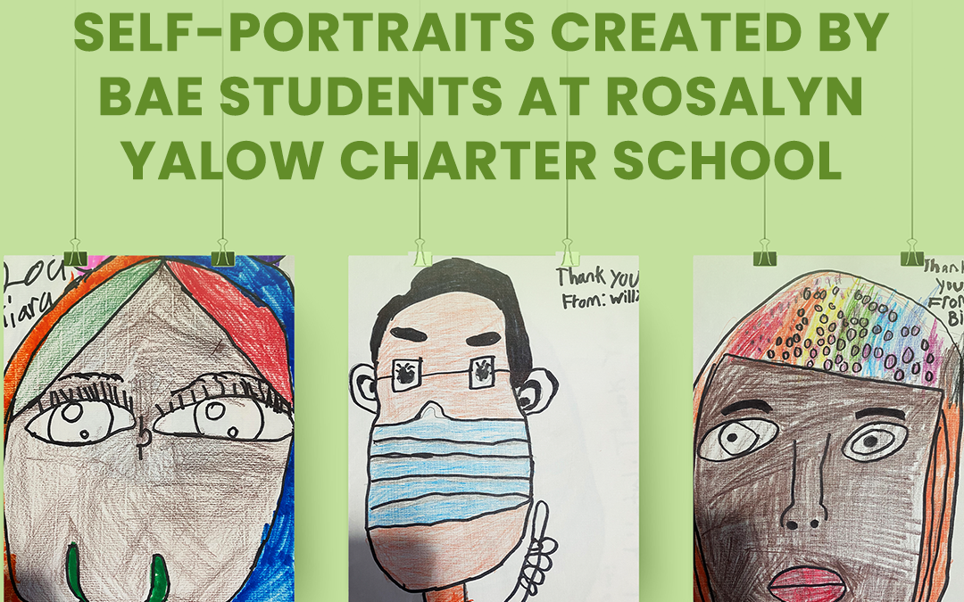View Gallery: Self Portraits Created by our AiE Students