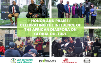 Honor and Praise: Celebrating the influence of the African Diaspora on Global Culture