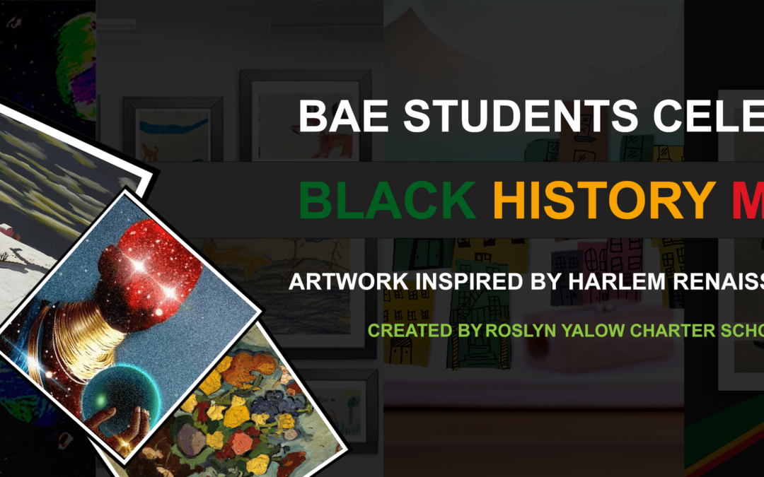 View Gallery: Student Artwork Inspired by Harlem Renaissance Artists